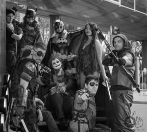 DC Fantreffen Gruppenbild II