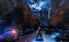 Batgirl: a watchful protector